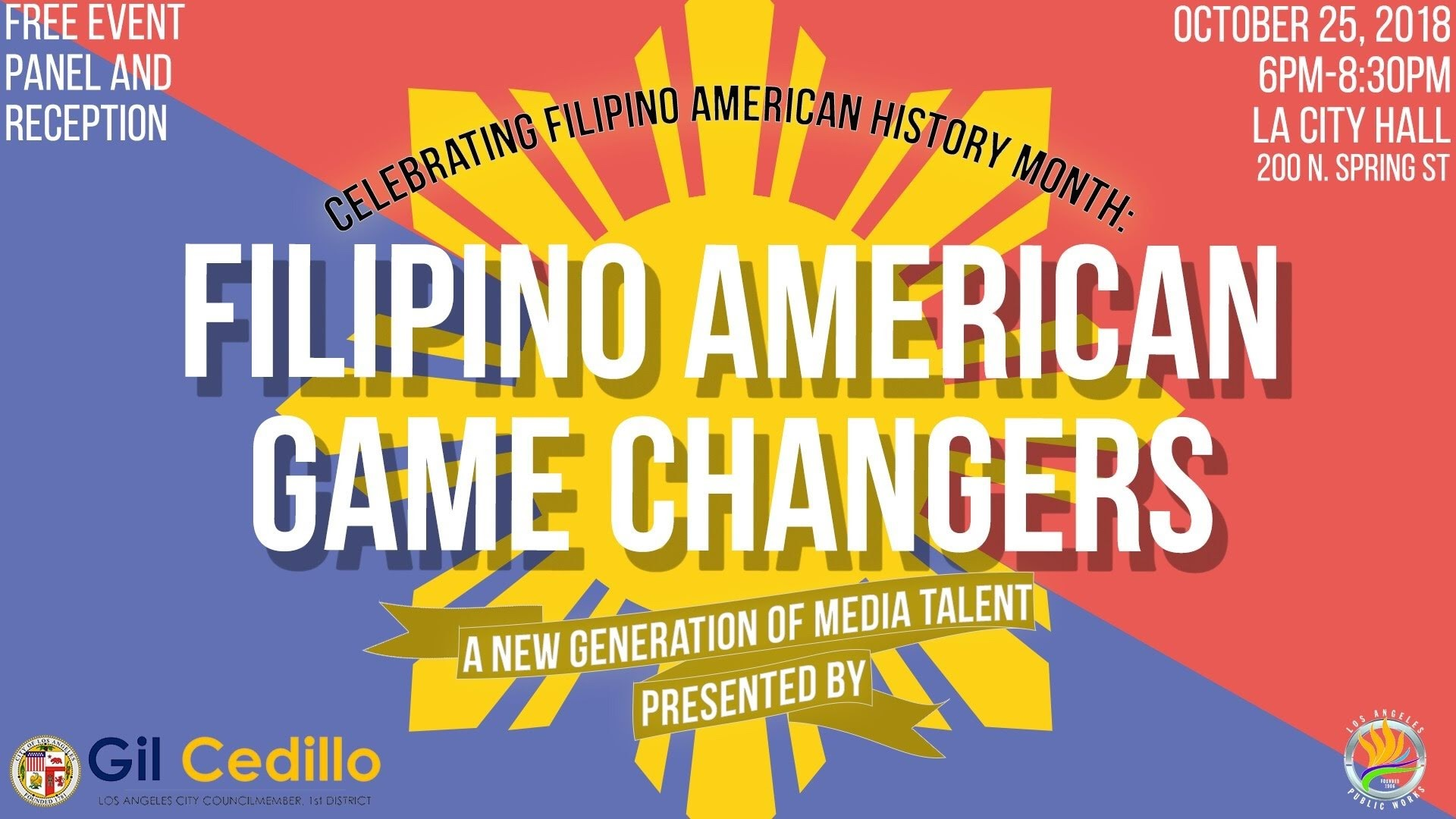 Fil-Am Game Changers! - UCLA Asian American Studies