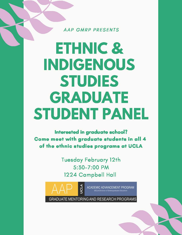 program graduate Asian study