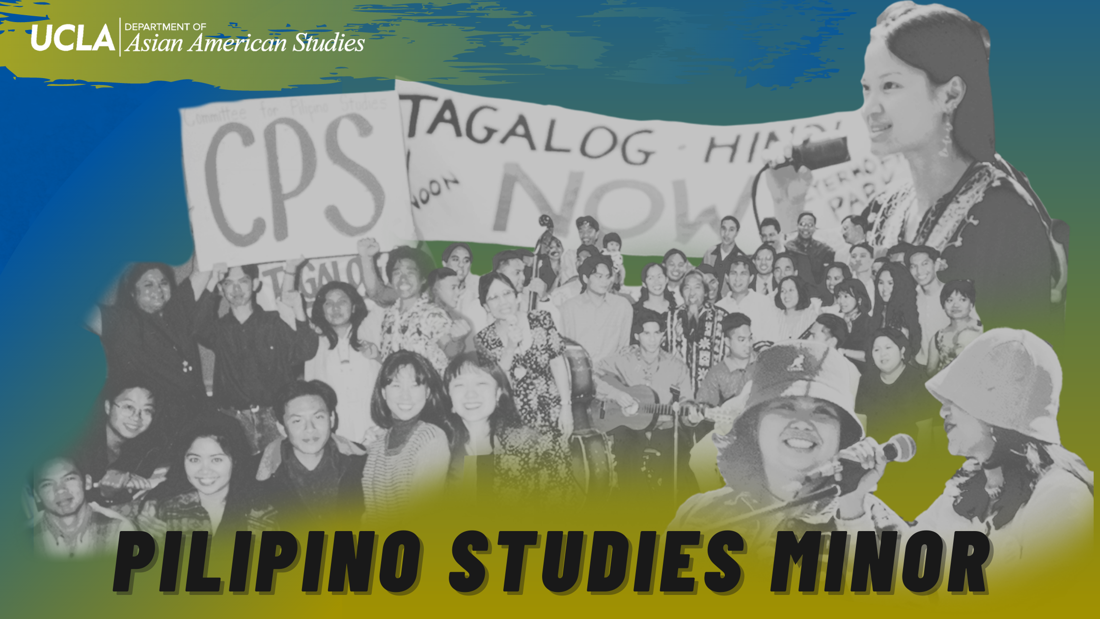Pilipino Minor Page Banner